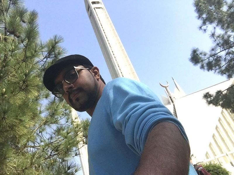 Selfportrait Selfienation Self Portrait FaisalMosque Islamabad Selfies Tick IPhoneEnjoying The Sights Pakistani Traveller Taking Photos