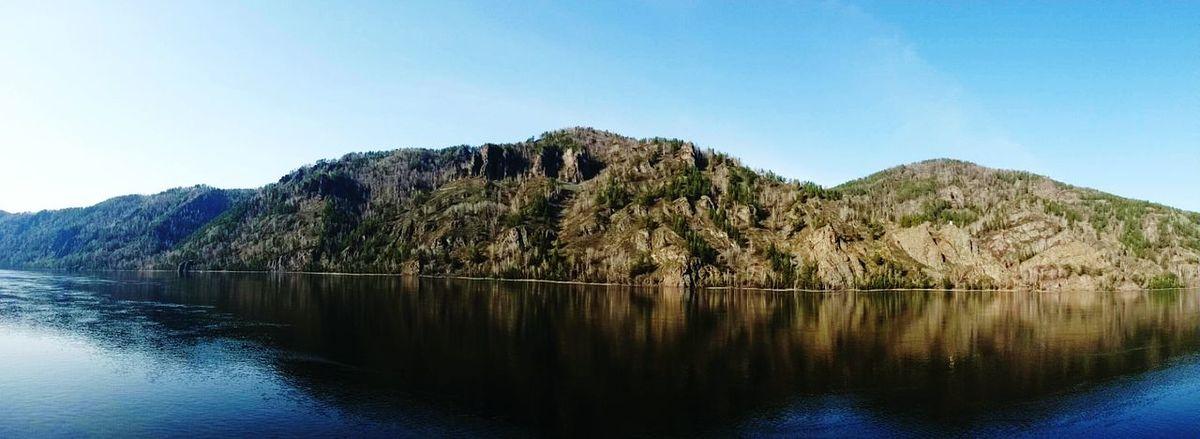 Siberia Divnogorsk Sonyxperia