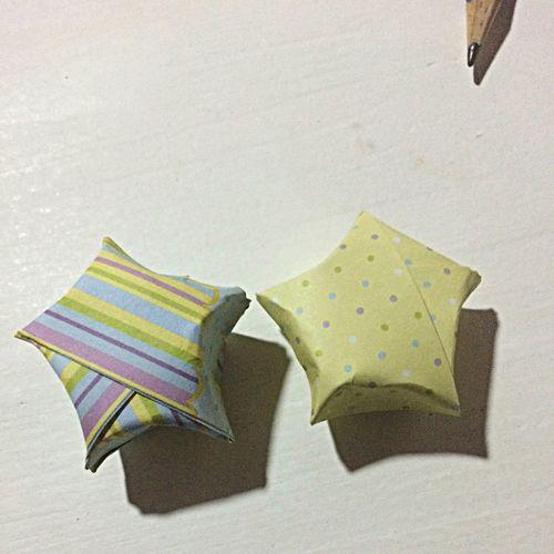 Hi!♥ Origami Stars Wishes Belive
