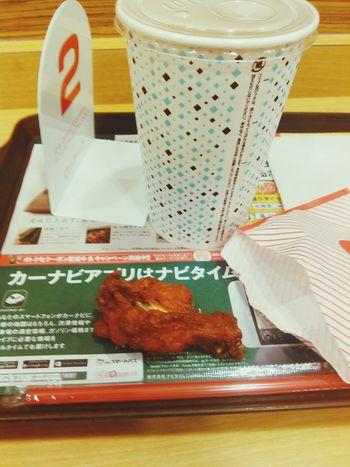 ロッテリア  120円