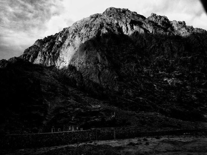 Sinai Mountain #bw2 Shadow Everydayphotograpy Mobilephotography Follow4follow Mobilecamera An Eye For Travel #peace #and #love  Mobile Photography Photooftheday #shots #camera #mobile Phonegraphy Streetphotography PhonePhotography Bw Blackandwhite Black And White Black & White Sinai Sinai Egypt Sinaimountain Cloud - Sky Mountain Sky Nature Beauty In Nature Landscape Outdoors No People Day Power In Nature