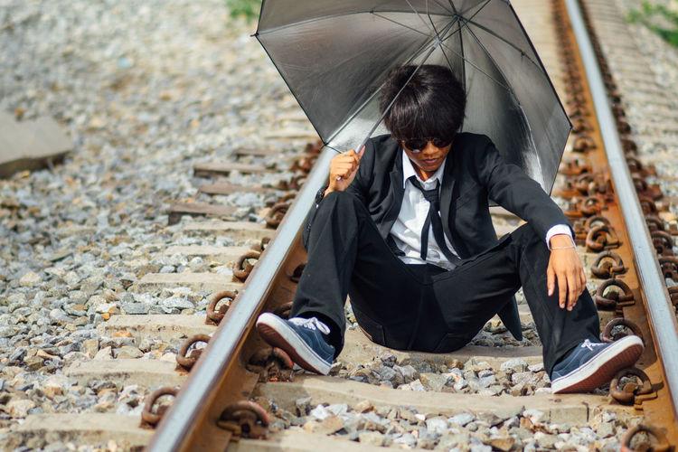Black Businessman Business Man Balck  Business Person Businessman Businesswear Handsome People Portrait