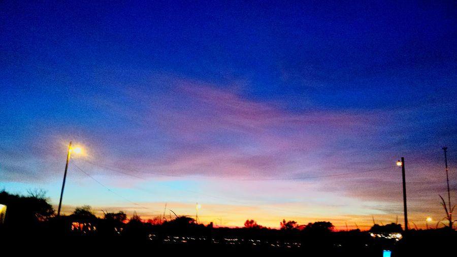 Lowry City, Missouri Fun Time Farms LLC. Corn Maze Sunsets Are Truly Beautiful