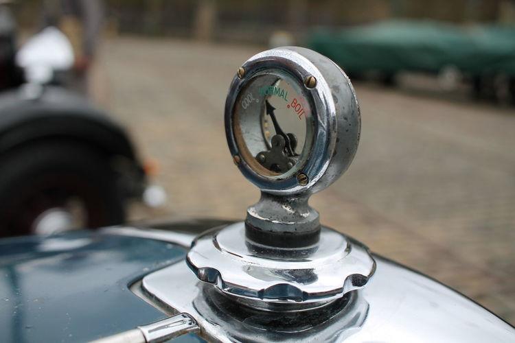 England, UK Derbyshire Buxton Crich Tramway Museum CRich Standard Standard Car Car Classic Car Metal Work Radiator EyeEm Selects Metal Industry Water Steel Metal Reflection Close-up