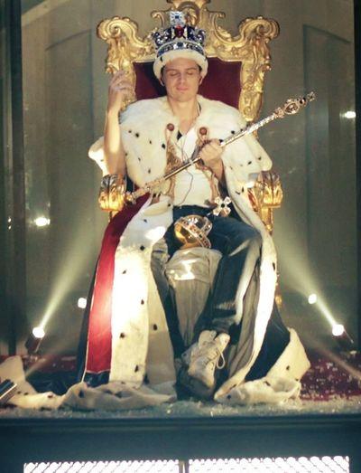 мой любимый король :)