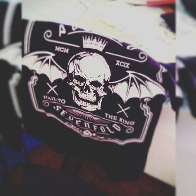 Avengedsevenfold A7x Tshirt lol