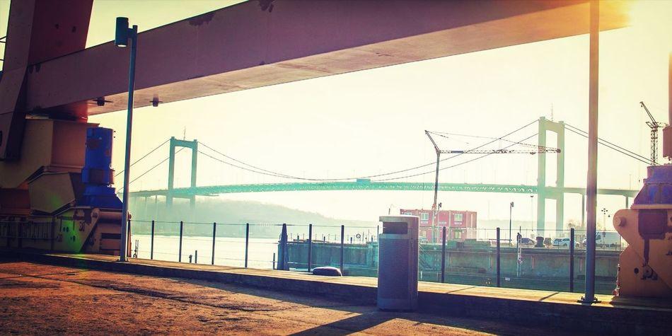 Enjoying Life City View Hello World