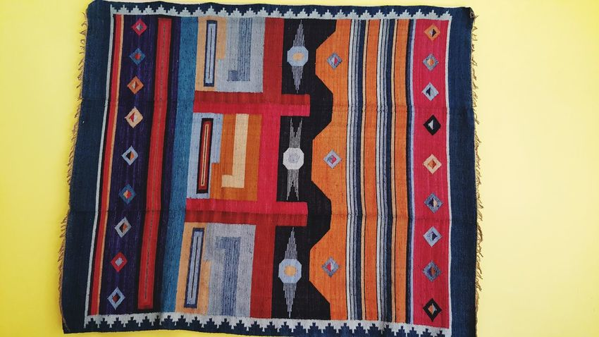 Tapestry Tapestry Fashion Wall Tapestry Colors Indigenous  Indigenous Art Indigenous Design Wool Patchwork Patchwork Quilt Patchwork Art