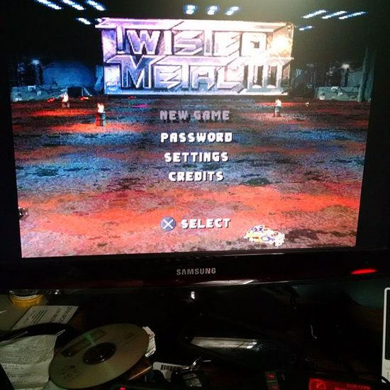 Sick as a horse today, luckily I got my Playstation 1 and Playstation 2 emulators working with my PS3 controller. Psx Ps2 Emulator PC TwistedMetal