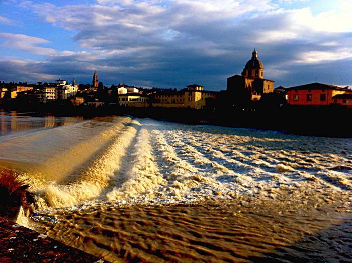 Arno Nature River Riverside Florence Colors Hello World World Enjoying Life Taking Photos Awesome Performance