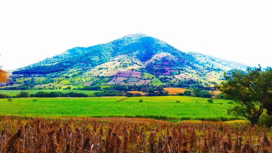 Cerro Beautiful Places El Salvador