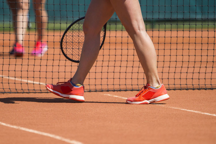 tennis woman legs and net Tennis Tennis Ball Adult Athlete Body Part Clothing Competition Day Human Body Part Human Foot Human Leg Human Limb Leisure Activity Lifestyles Low Section One Person Real People Shoe Sport Sports Clothing Standing Tennis Tennis Net Tennis Racket Tennis 🎾 Tenniscourt Women