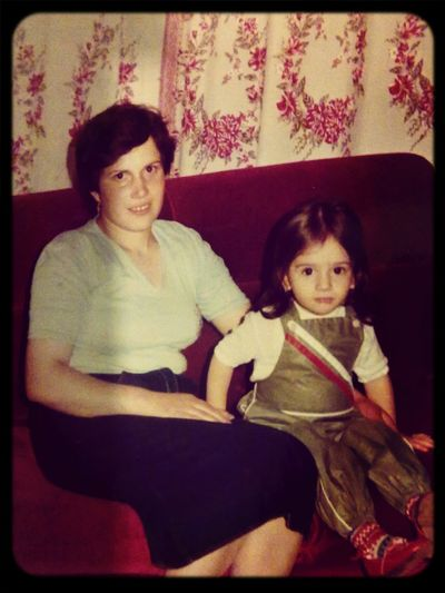 When ı Was A Child My Mom And ı ❤
