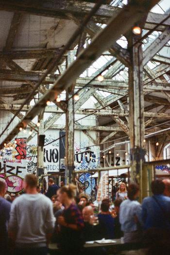 Neue Heimat Streetfood Market Berlin
