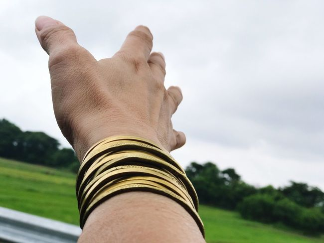 Banglesforlove Brass Ifugao giniling Human Hand Frommypointofview By The Seaside Handmade Jewellery Philippines Reaching Out