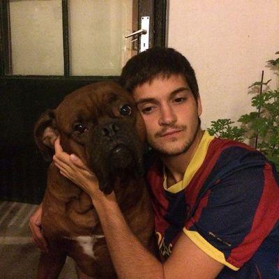 Visca en Bruc i Força Barça!