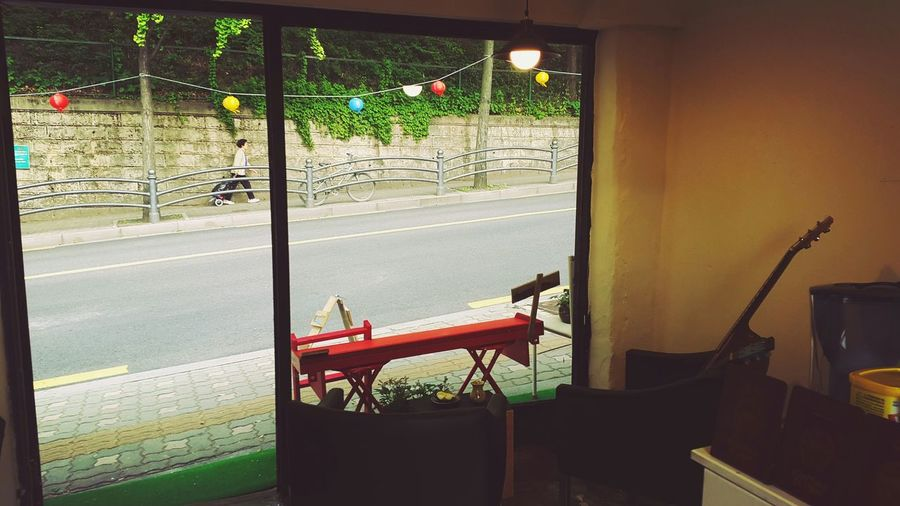 Cafe Relaxing Afternoon