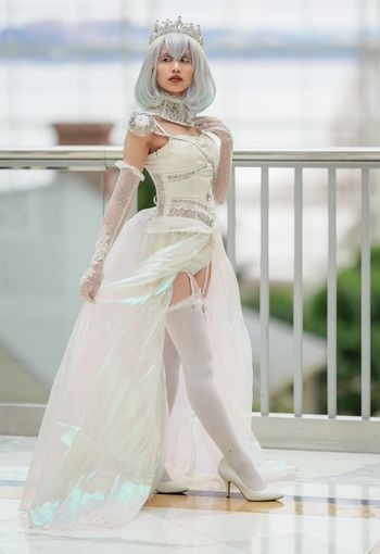 Katsucon 2019 Cosplayer Cosplay Katsucon 2019 Full Length Women One Person Real People Young Women Adult Young Adult Beauty Blond Hair Looking At Camera Clothing Beautiful Woman Lifestyles Fashion Portrait Flooring