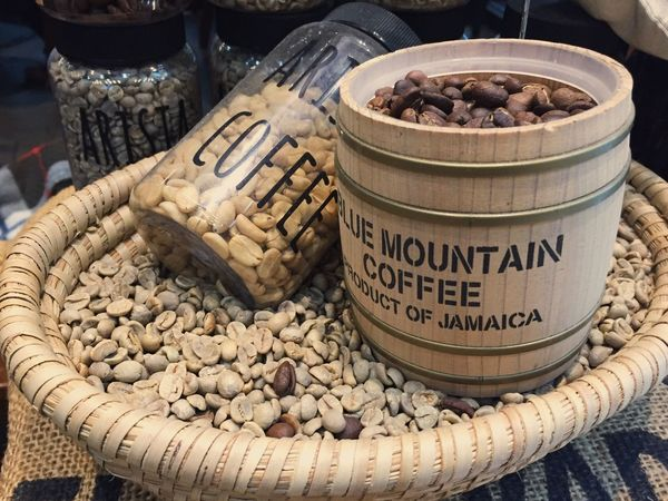 Blue Mountain Coffee Jamaica Food Market Peanut - Food Market Stall Dried Fruit Food And Drink Text Outdoors Explorer wanderlustDay:photography] Fujixa1 IPhoneography Happything Fujixseries Coffee coffee shops Coffee Bean