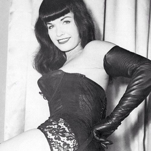 One of My Idols... Oh Gawd.... Bettipage Staaahp Hot Realwoman marilynwho? sexgoddess pinup vintage