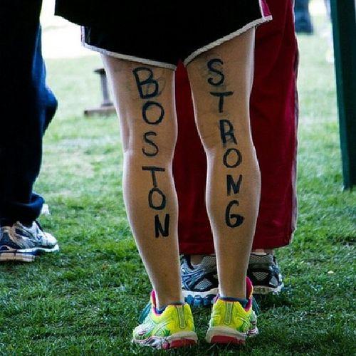 Best legs at the Boston Marathon Bostonstrong WeRunTogether Imagelogger