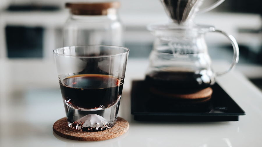 coffee Coffee - Drink Drinking Glass Shot Glass Food And Drink Refreshment Indoors  No People Close-up Day Freshness Scented