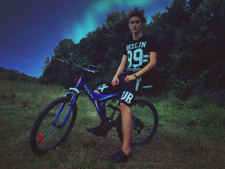 Me . ❤ Montainbike
