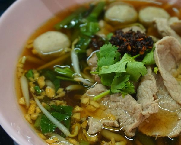 Hungry Thailand Noodles Noodle Soup Street Photography Bangkok Sony Lens Soup Bowl Close-up Food And Drink Chinese Food Boiled Egg Chinese Takeout Vegetable Soup Serving Size Prepared Food Soup Bowl Chopsticks Dumpling  Dim Sum Fried Rice