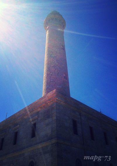 Cape Palos Lighthouse Spending Time Outdoors Cape Palos Building Exterior