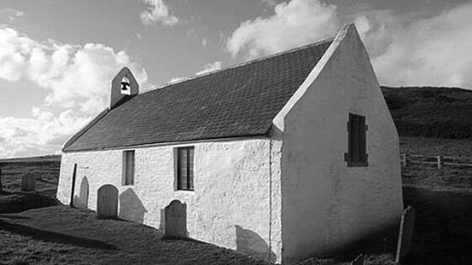 Mwnt church in Mwnt Ceredigion. Instagram POTD Instagood Igers IGDaily Instapic Nature Walking Countryside Rural Outdoors Love Pembrokeshire Westwales Ceredigion Wales Walesonline Mwnt Nationaltrust Monochrome Blackandwhite Leica
