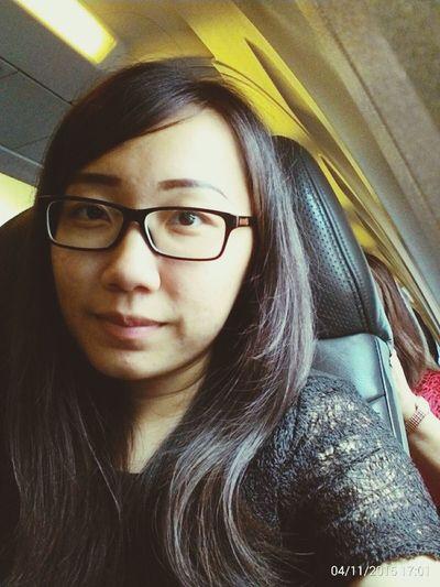 Faces Of EyeEmSelfportrait Asian  Chinese Wendy9reen Jetstarflight