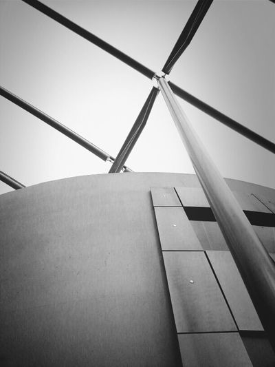 Rotor Blades Abstract Blackandwhite Minimalism Rotor Andrographer Blades Architecture