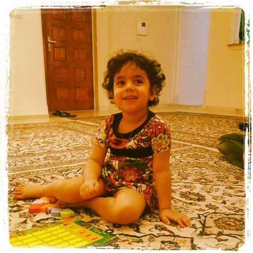 Delsa Girl Baby Yahya Smile iran