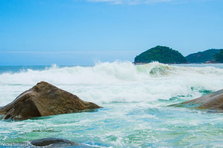 Beach Water Nature Travel Destinations Nature Paz Brazil Paraty Vitaonatureza Victornatureza