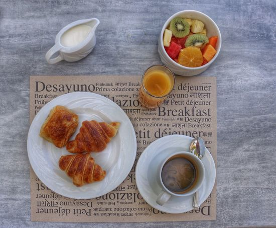 Food And Drink Breakfast Croissant Drink Coffee Cup Food Coffee - Drink Healthy Eating Refreshment French petit déjeuner Morning Wakeup Healthy Lifestyle Health Healthy Food Coffee Coffee Time Coffee Break Fruit Holiday Enjoying Life Enjoying A Meal Lunch Lunch Time! Coffee And Sweets