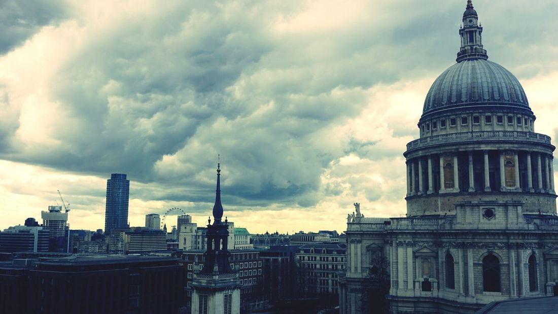 London Grey Sky