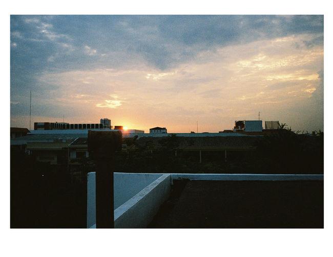 Sunset Sky Film Film Photography Kodak Ultramax 400 EyeEm Nature Lover Eyemphotography