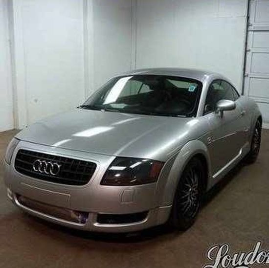 My Car!!! :) #AudiTT