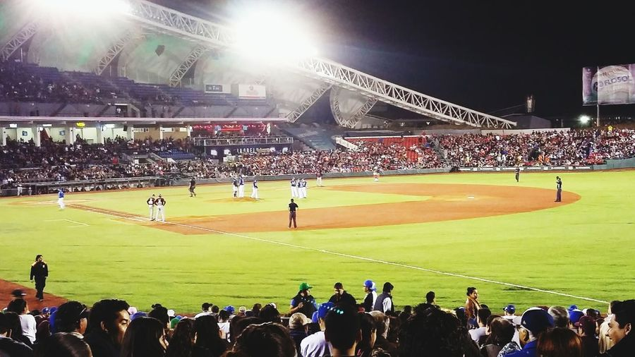 Sport Stadium Outdoors Team Sport Professional Sport Charrosdejalisco Baseball