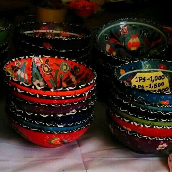 Cultures Tradition Chinese New Year No People Close-up Outdoors Day Pot Decorations 🎭 Potery Interior