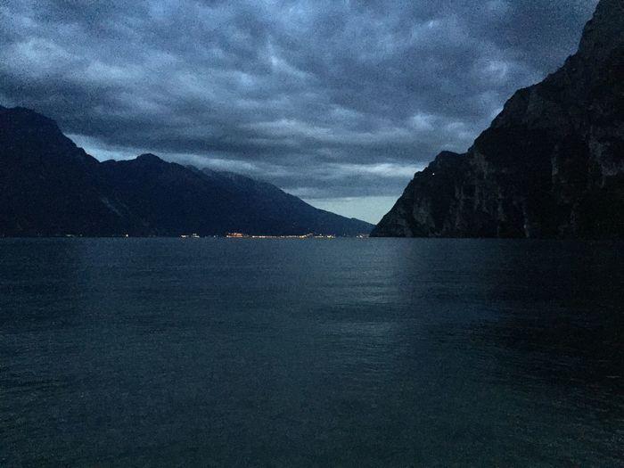 Lost In The Landscape Garda Lake Gardasee Gardalake