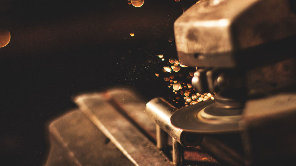 Cutting disc Rusty Metallic Metal Ring Metal Rings Metal Reflection Fire Fire And Flames High Speed Photography High Speed Shutter High Speed Shot Bokeh Industry Engineers Engineer Engineeringstructures Cutting Disc Metal Metal Industry Metal Work Engineering Engineering Stuff Mechatronics Mechatronic Black Background Human Hand Close-up