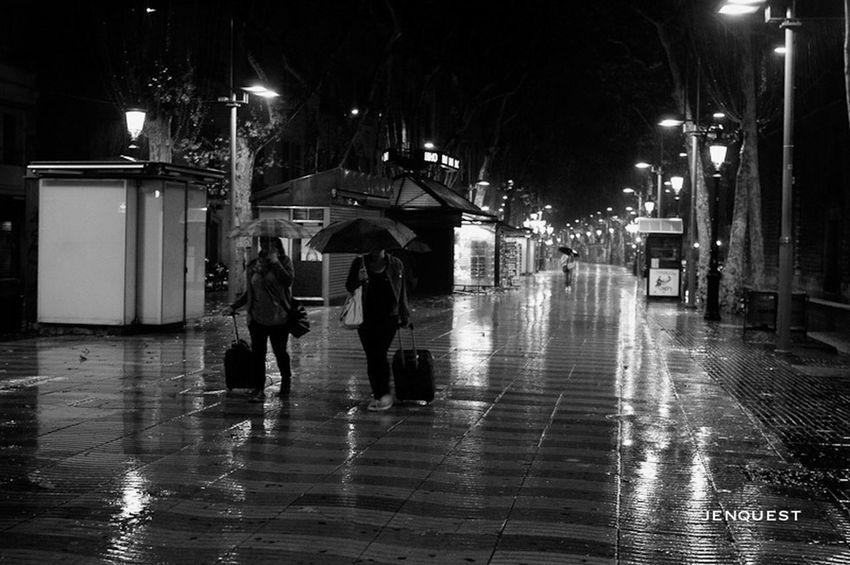 Black And White Barcelona Streetphoto_bw Eye4black&white