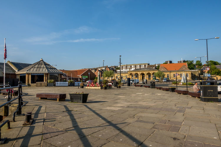 Whitby Whitby View Whitby North Yorkshire North Yorkshire North Yorkshire Coast Yorkshire Seaside Seaside Town Architecture Built Structure Building Exterior Sky Building Outdoors Cloud - Sky Paving Stone House Street Nature Sunlight Day Footpath Blue Travel Destinations