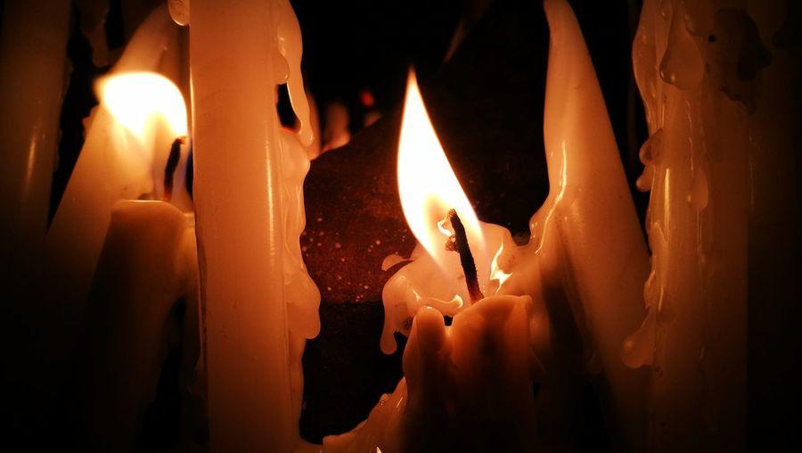 Candele Heat - Temperature Burning Night Close-up Outdoors Adults Only Celebration Candelabrum Candle Light Candlelight Candle Lighting  Candleshoot Candles Burning