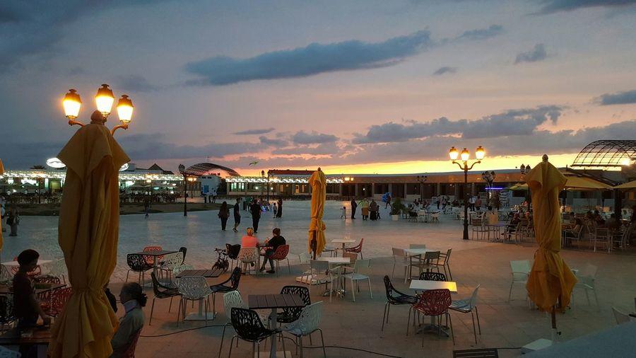 Mybestshot Beautiful Sunset Eyembestshot Takenbyme Samsung Galaxy S6 Edge Relaxing Coffee Enjoying The View