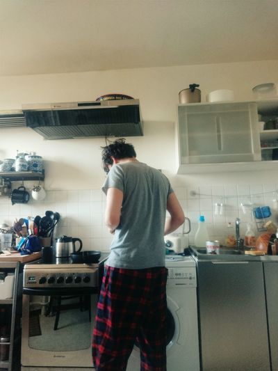 Super Cooking Man / Home Cooking Cooking A Meal Inthekitchen TopChef Kitchen Sweetheart Sunny Day Paris