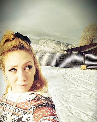 This year, I've embraced the snow. Snow Winter Oakley Mountains Parkcityutah Inthesnow Beautifulwinterday