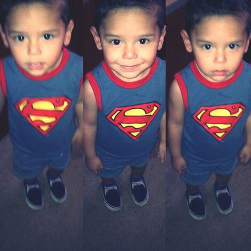 My Superman C;