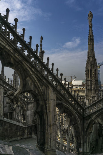 italia Ancient Arch Architectural Column Architecture Bridge - Man Made Structure Building Exterior Built Structure Cloud - Sky Day Duomo History Italia Italie Italien Italy Italy❤️ Italy🇮🇹 Mailand Milan Milano Outdoors Sky Spirituality Travel Destinations ıtaly